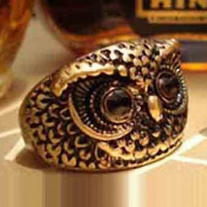 Owl Ring, Owl Ring For Woman, Free ..