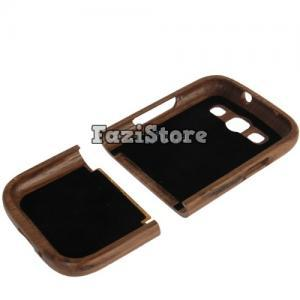 Detachable Mahogany Wood Case, Sams..